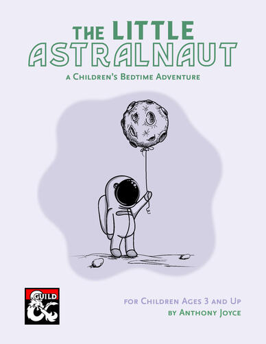 The Little Astralnaut